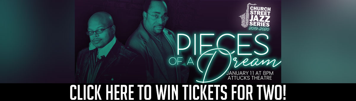 Pieces of a Dream Ticket Giveaway - Ends January 10, 2020 at 11:59PM - Click here for more information.